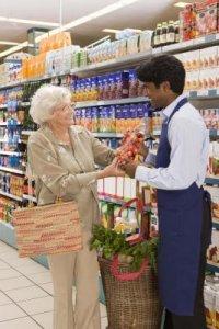 top 5 responsibilities of courtesy clerk