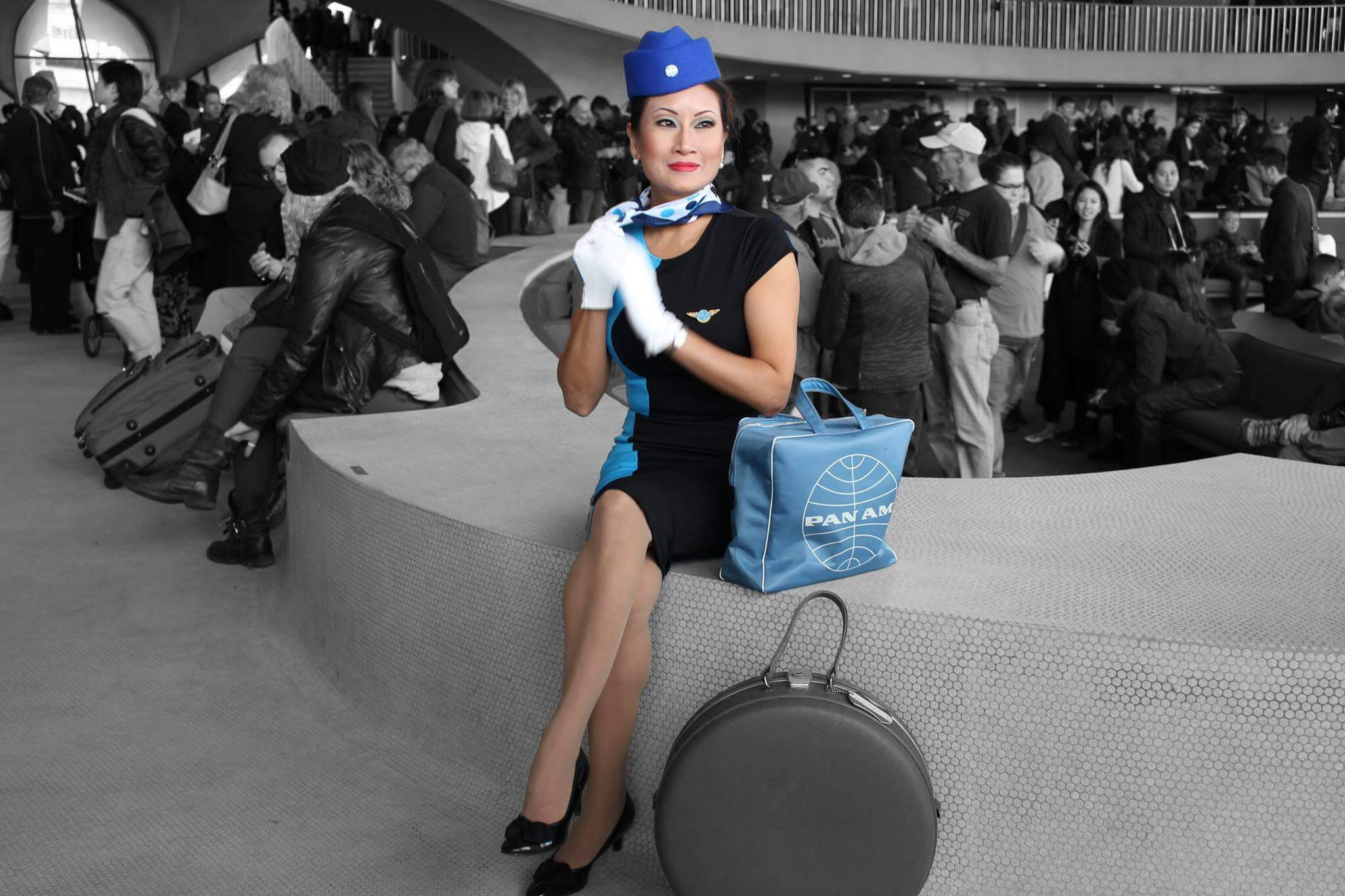 duties of a stewardess