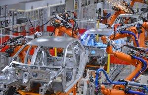 General Motors car factory job application