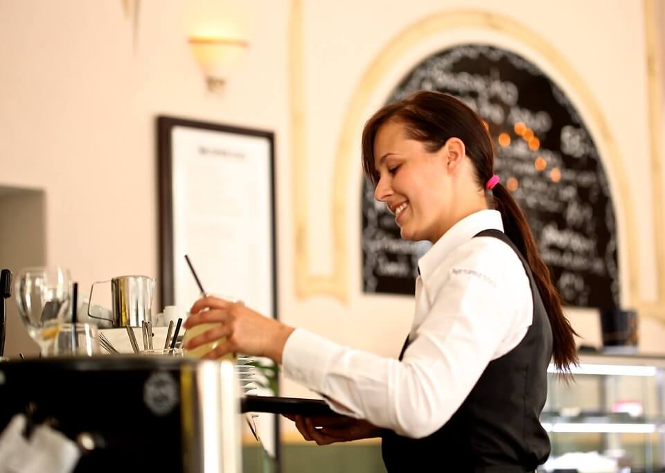 What skills will an employer look for in a hostess