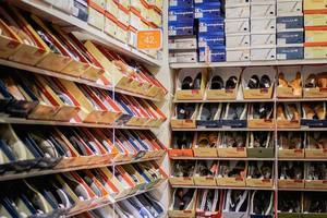 shoe store job application