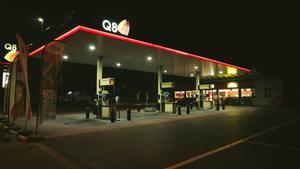 gas station job application
