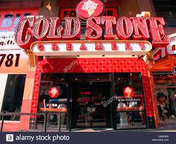 Cold Stone Creamery application