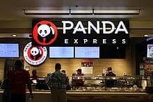 Panda Express Job application