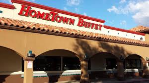 Home Town Buffet application